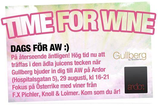 Är du i Norrköping på Fredag 12 nov?
